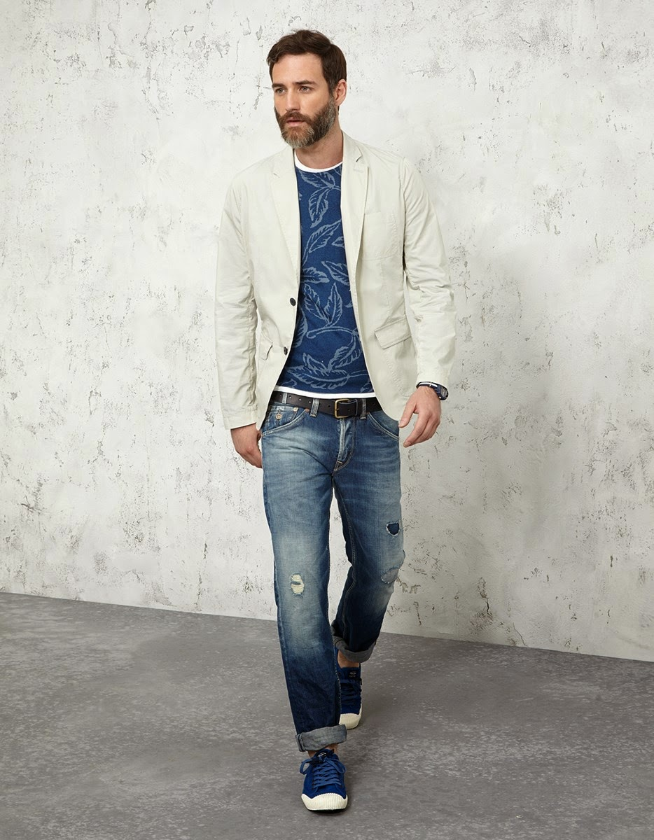 Le style casual homme est une mode chic et très appréciée