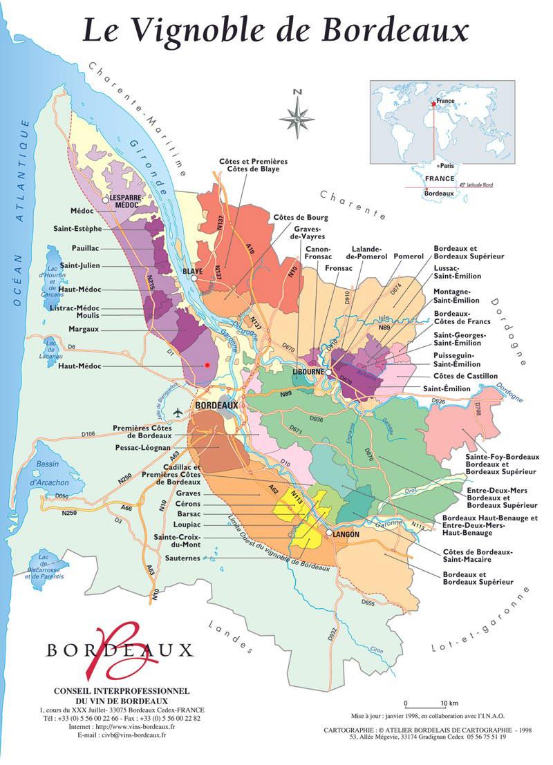 Appellation vin : le système de l'appellation vin