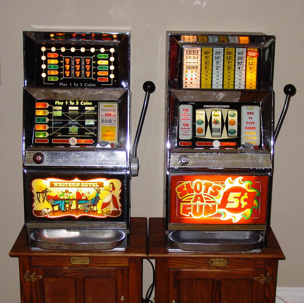 Machine à sous : le casino s'invite chez vous